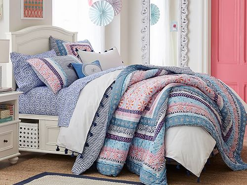Black Baby Doll Lodge Collection Toddler Bedding Set
